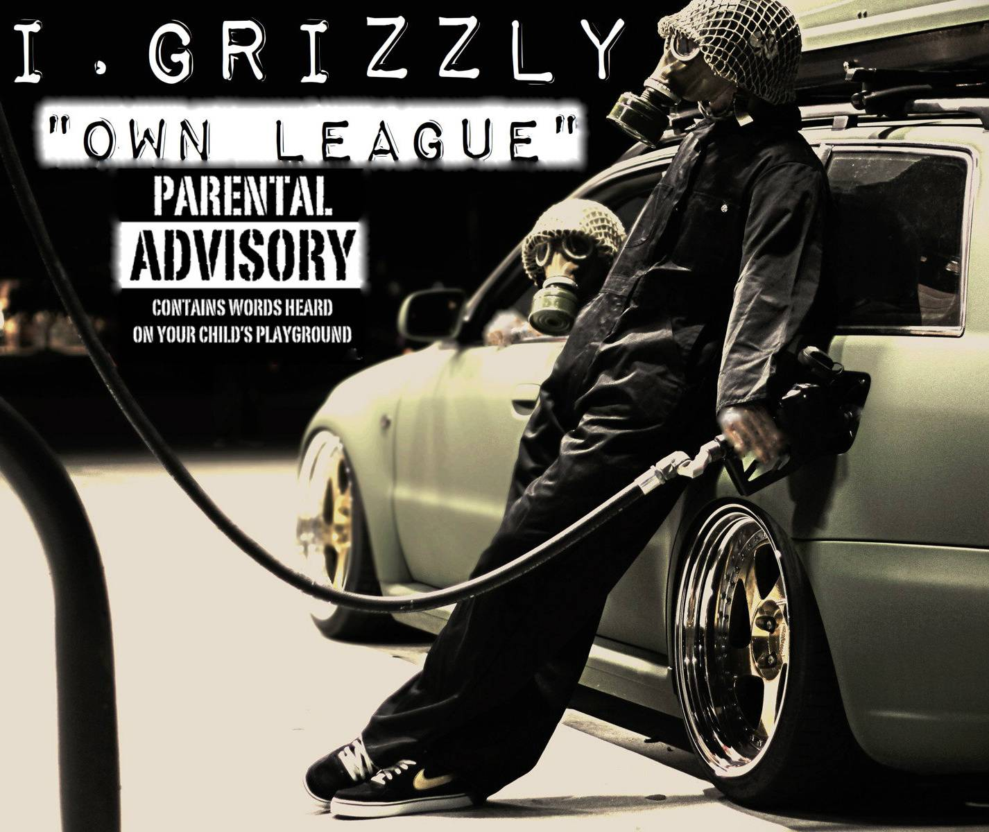 Own League Cd Single