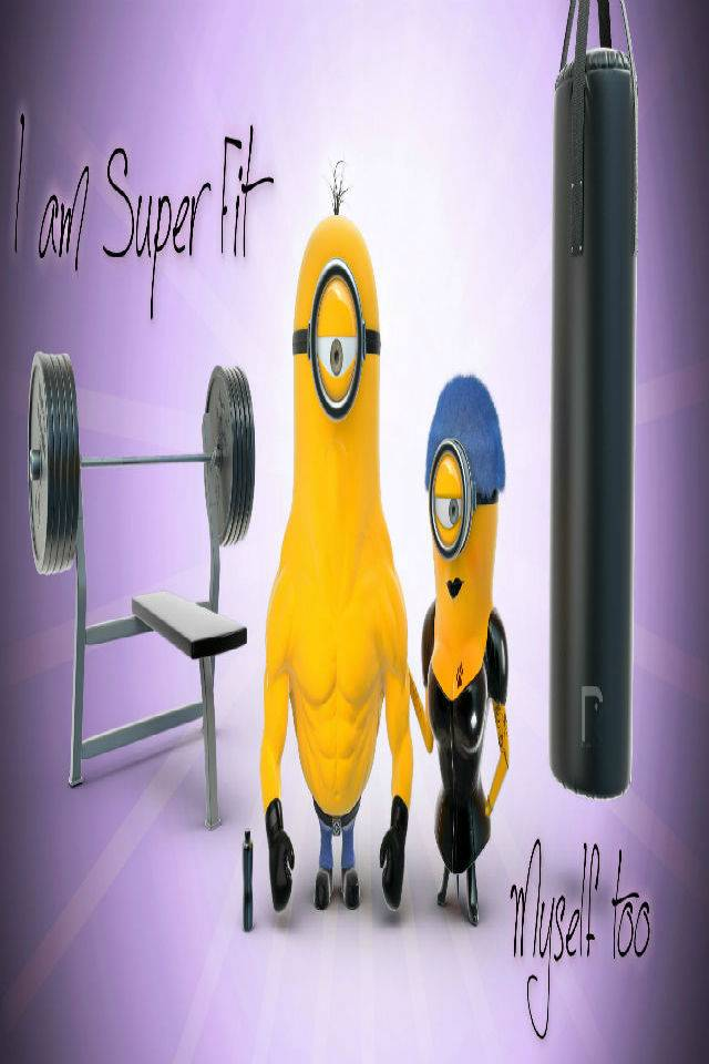 Gym Minions