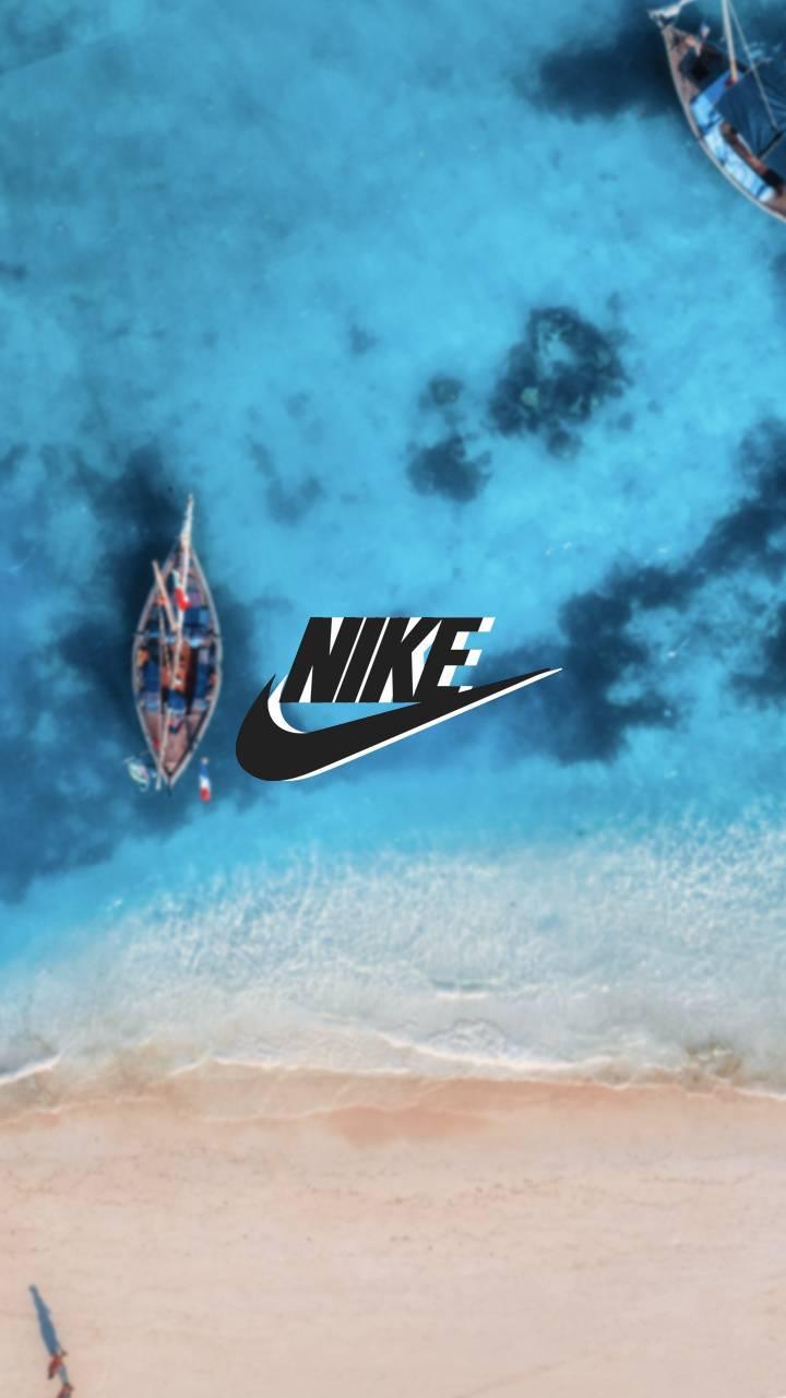 NIKE BEACH LOGO