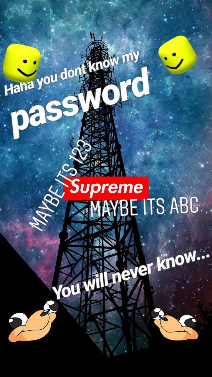 Meme supreme