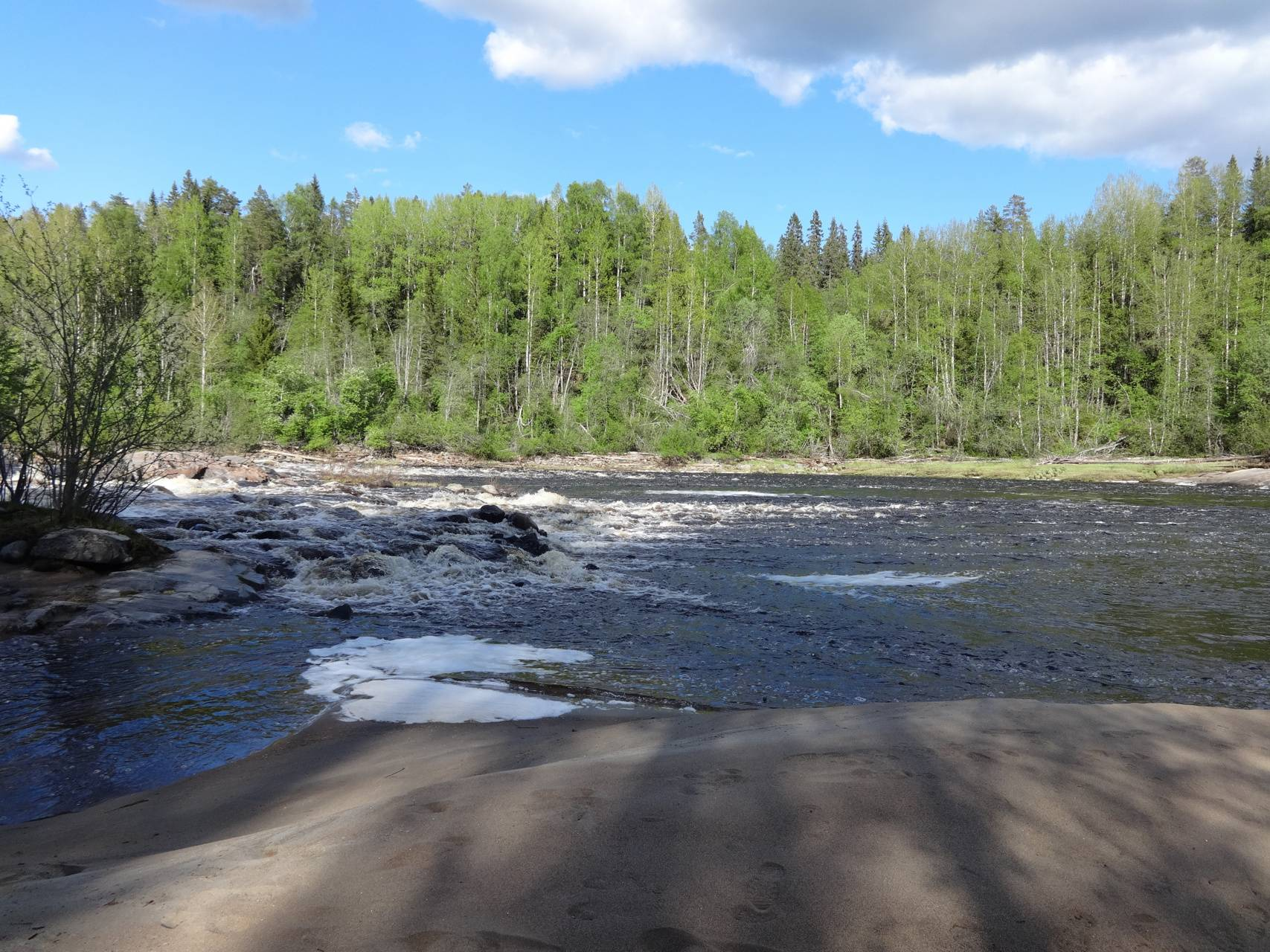 Swedish creek