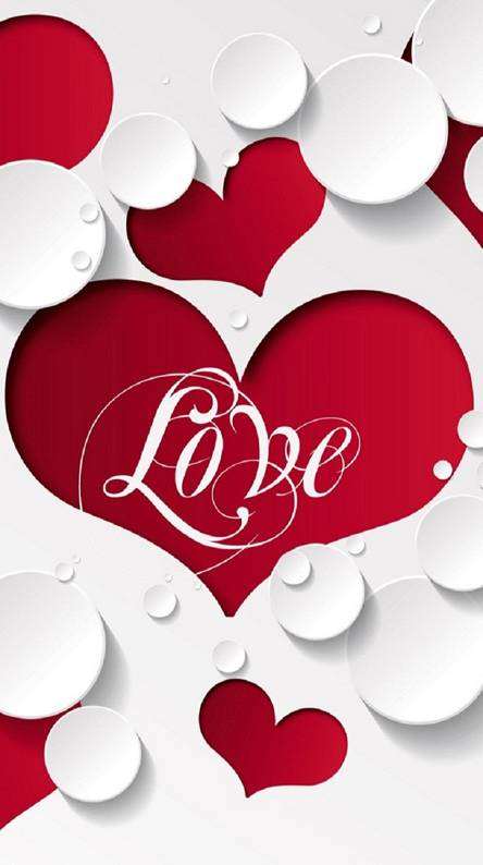 Love Hearts Cute Wallpapers Free By Zedge