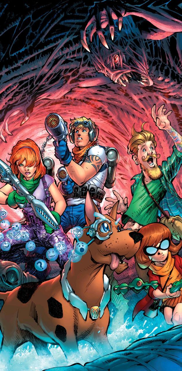 ScoobyDoo Apocalypse
