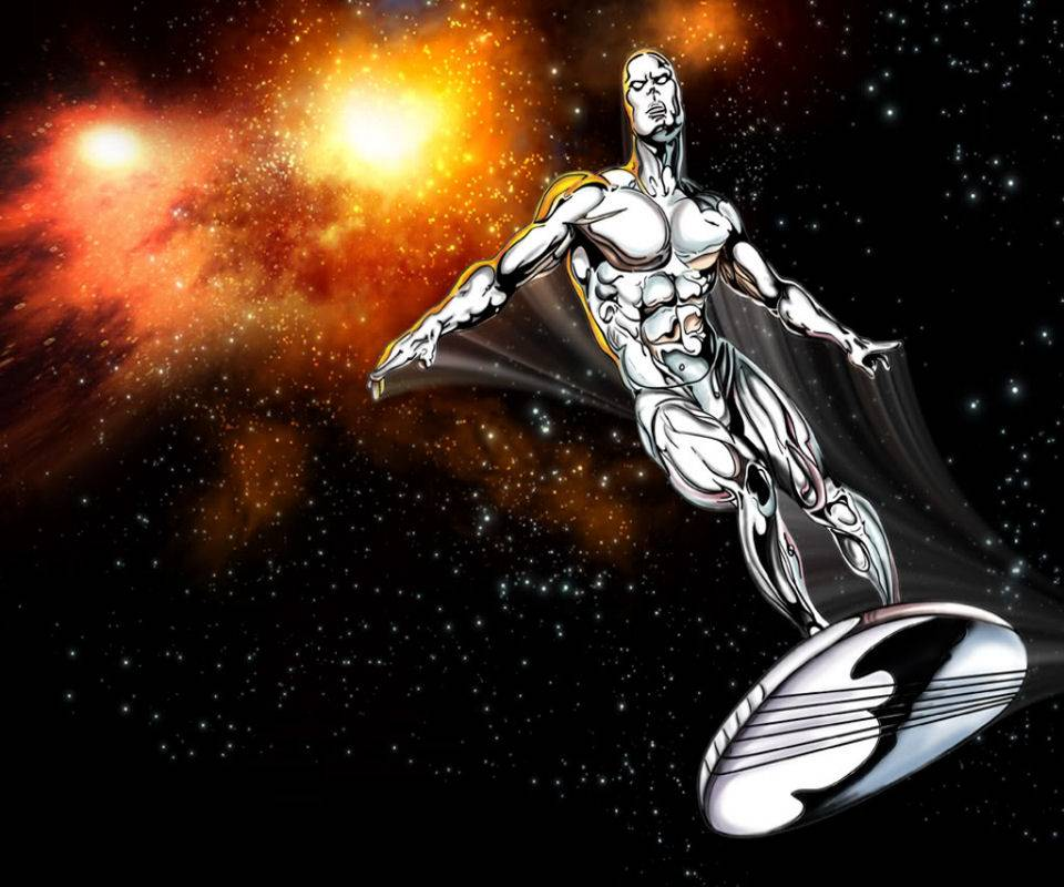 Silver Surfer 23