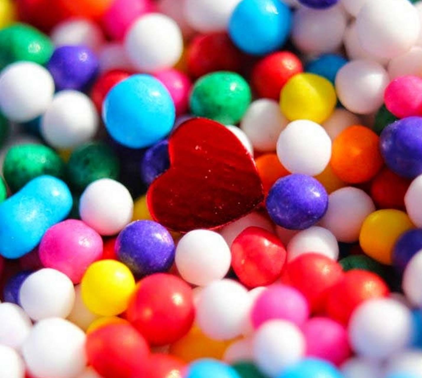 mix heart balls