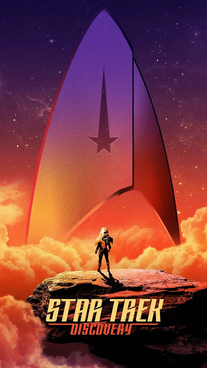 Star Trek Discovery Wallpaper By Dljunkie B5 Free On Zedge