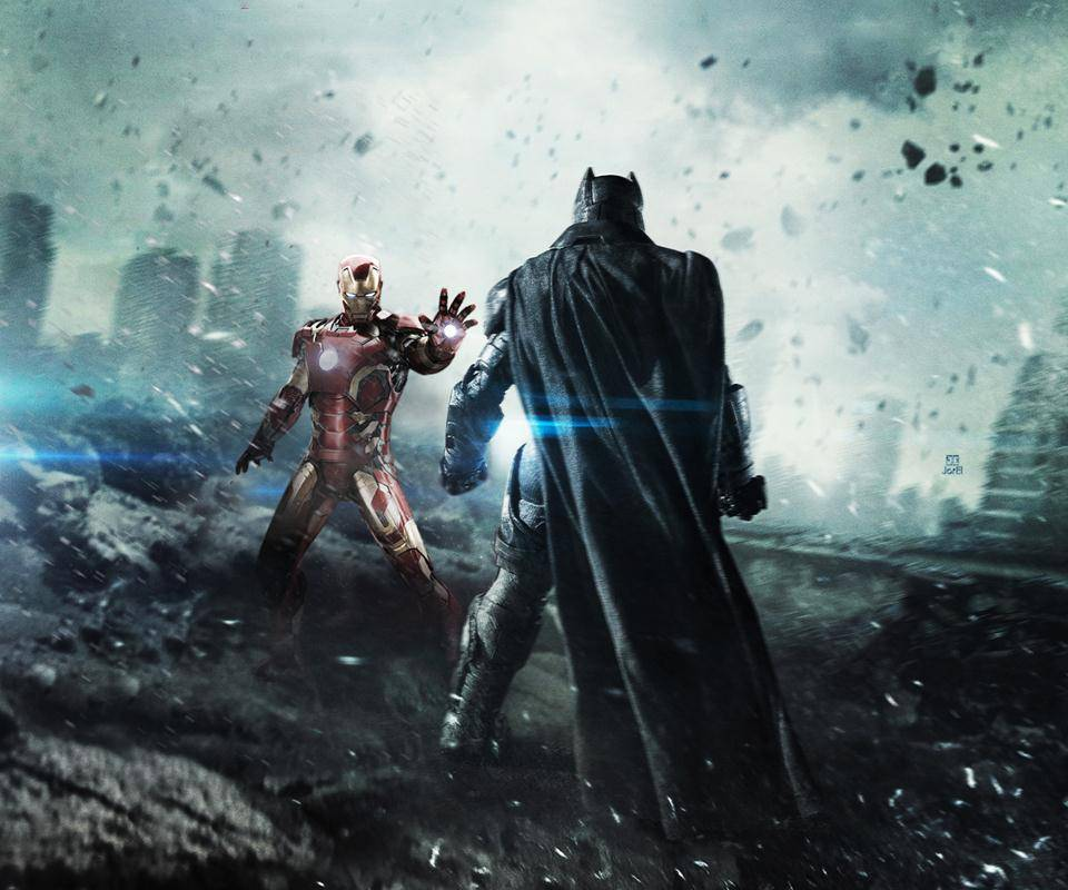 Ironman vs Batman