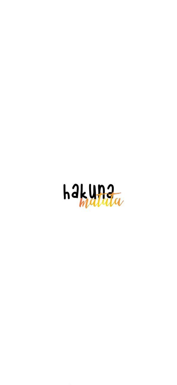 hakuna Matata lion