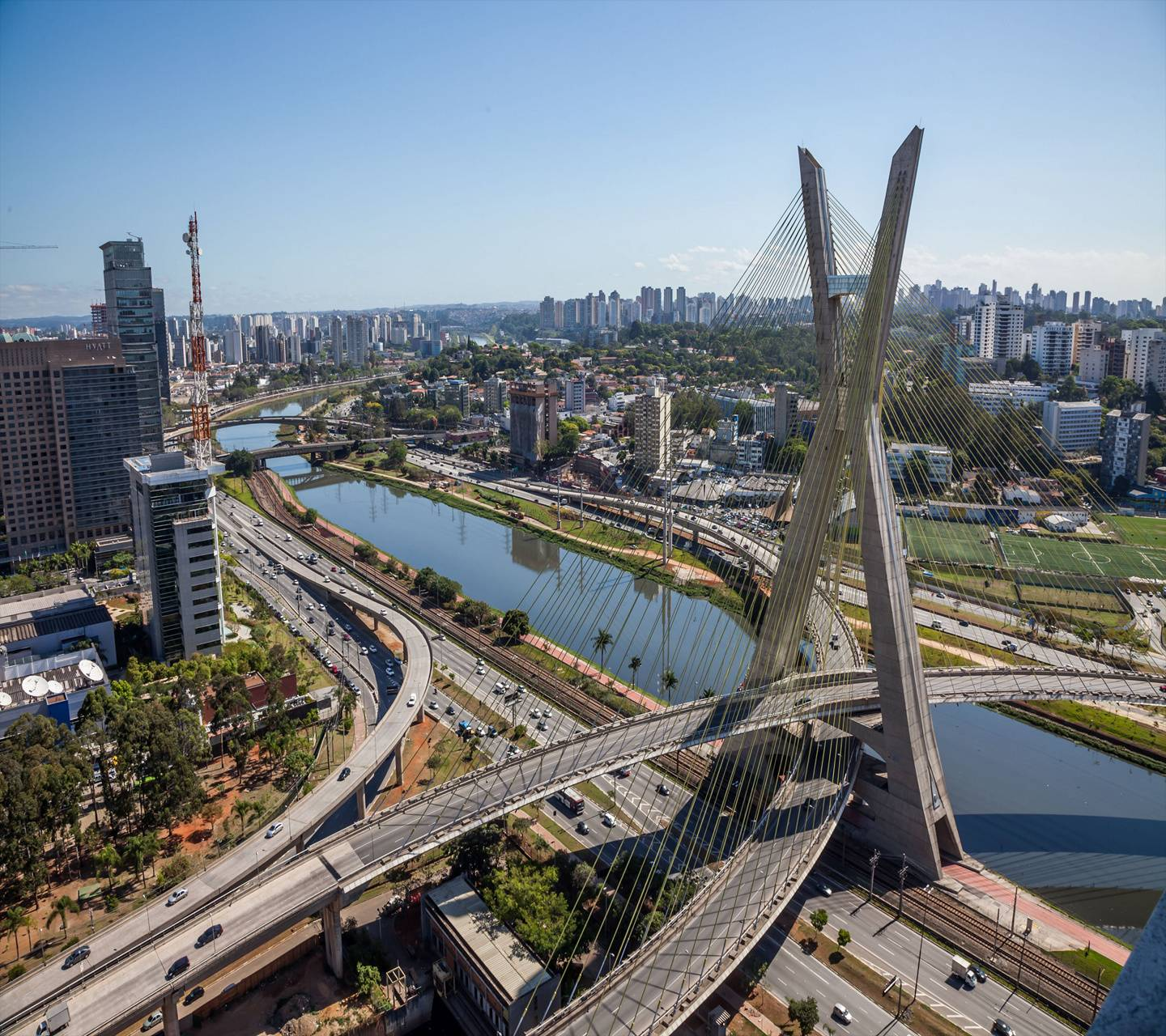 Sao Paulo Bridge HD