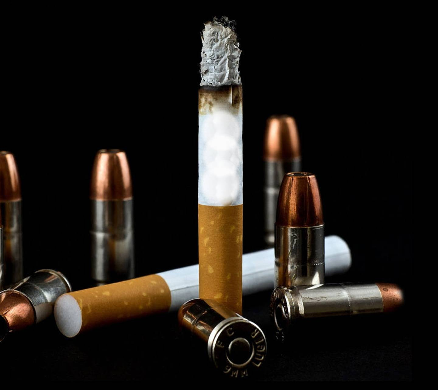 cigs and bullets