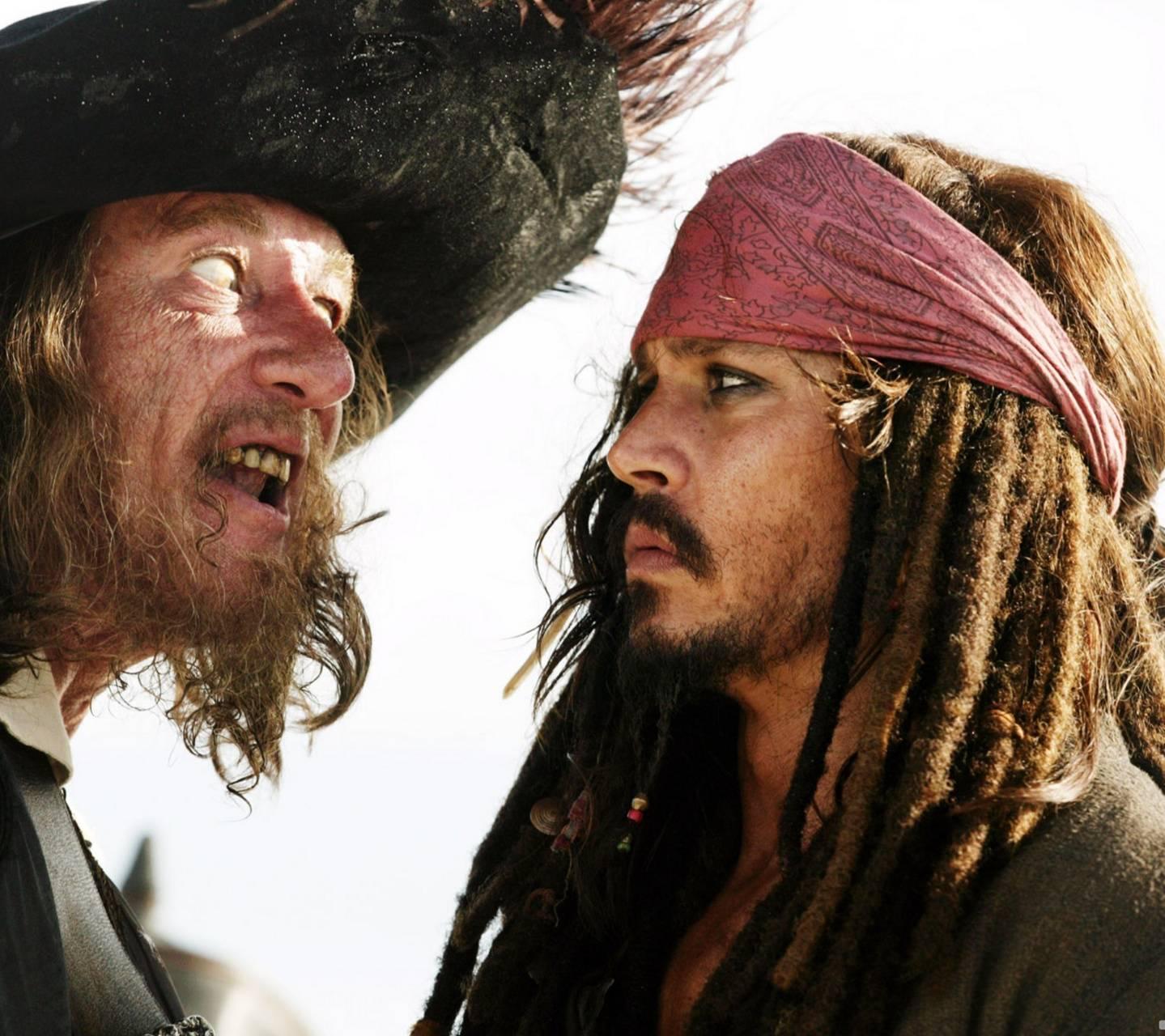 Pirates Of The Carib