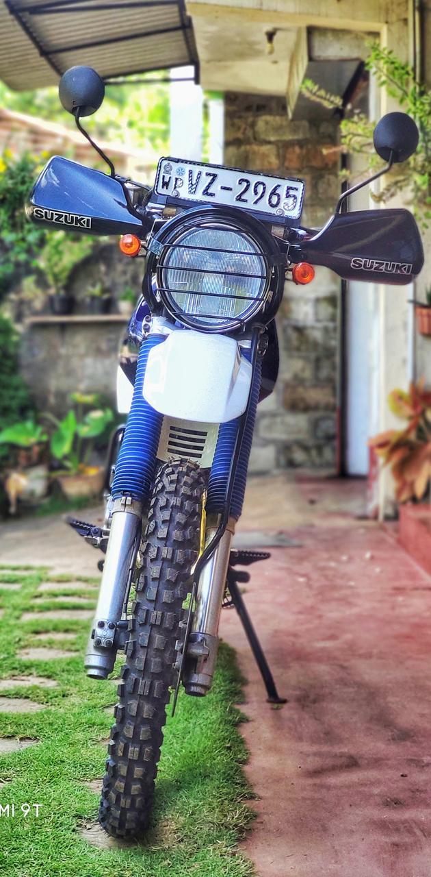 Suzuki Djebel 250XC