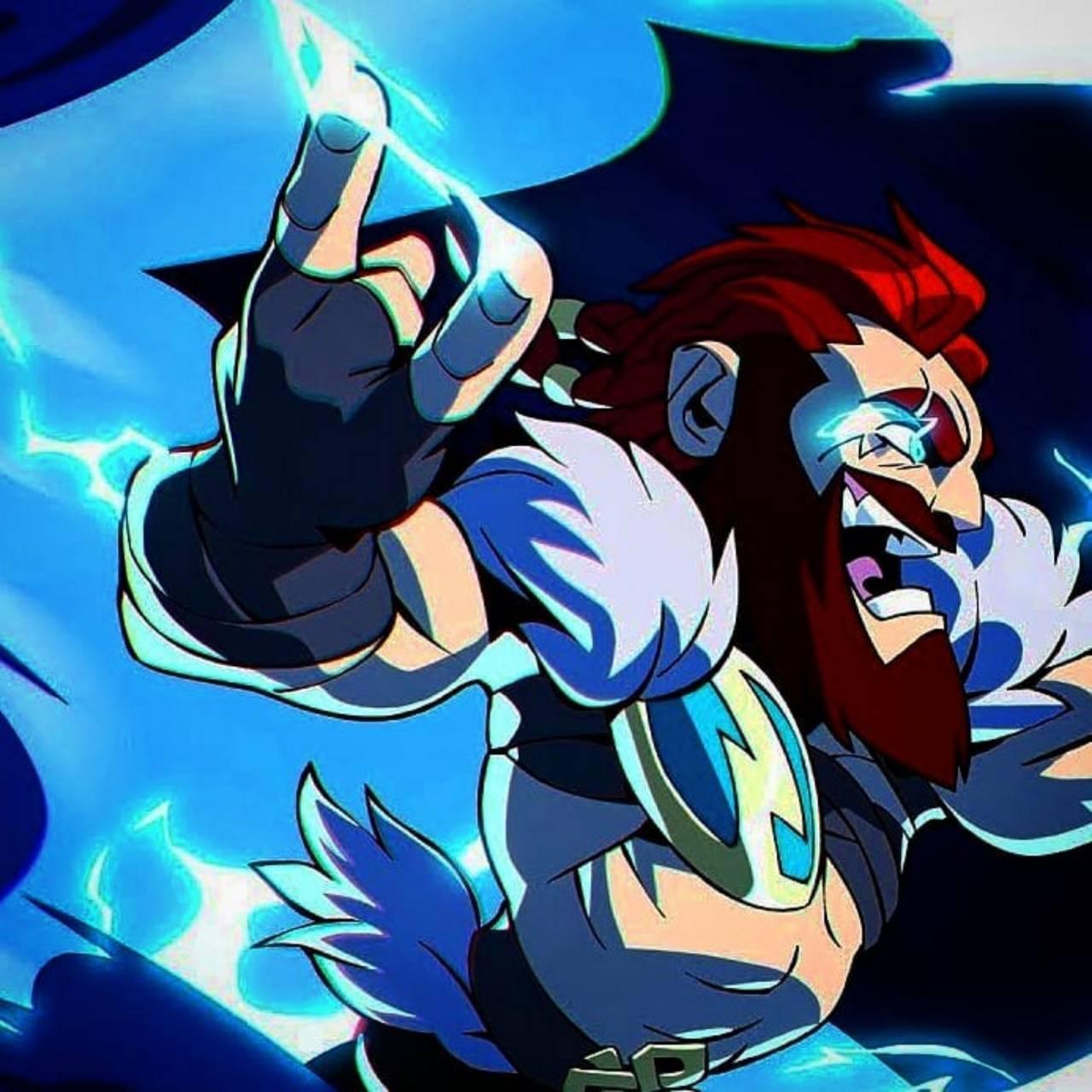 Thor BrawlHalla
