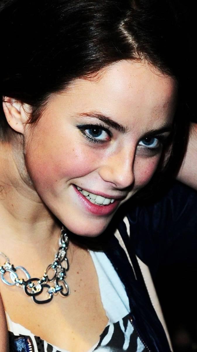 very sweet smile