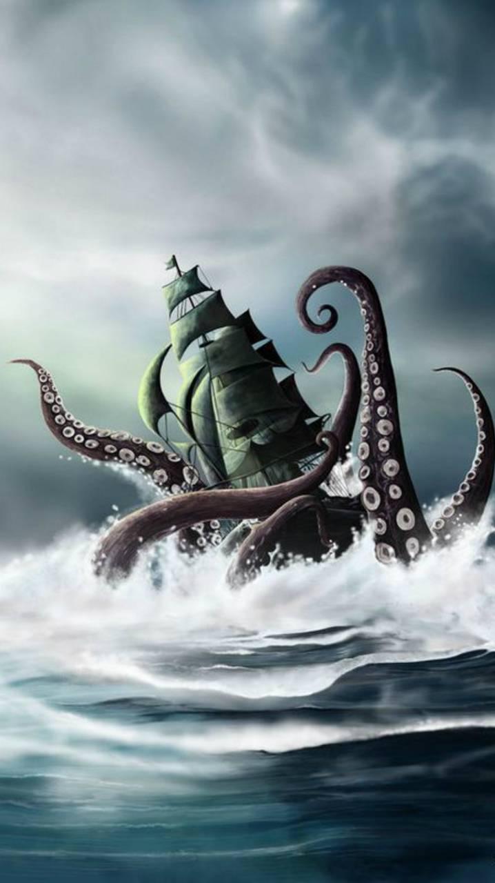 kragon sinking ship