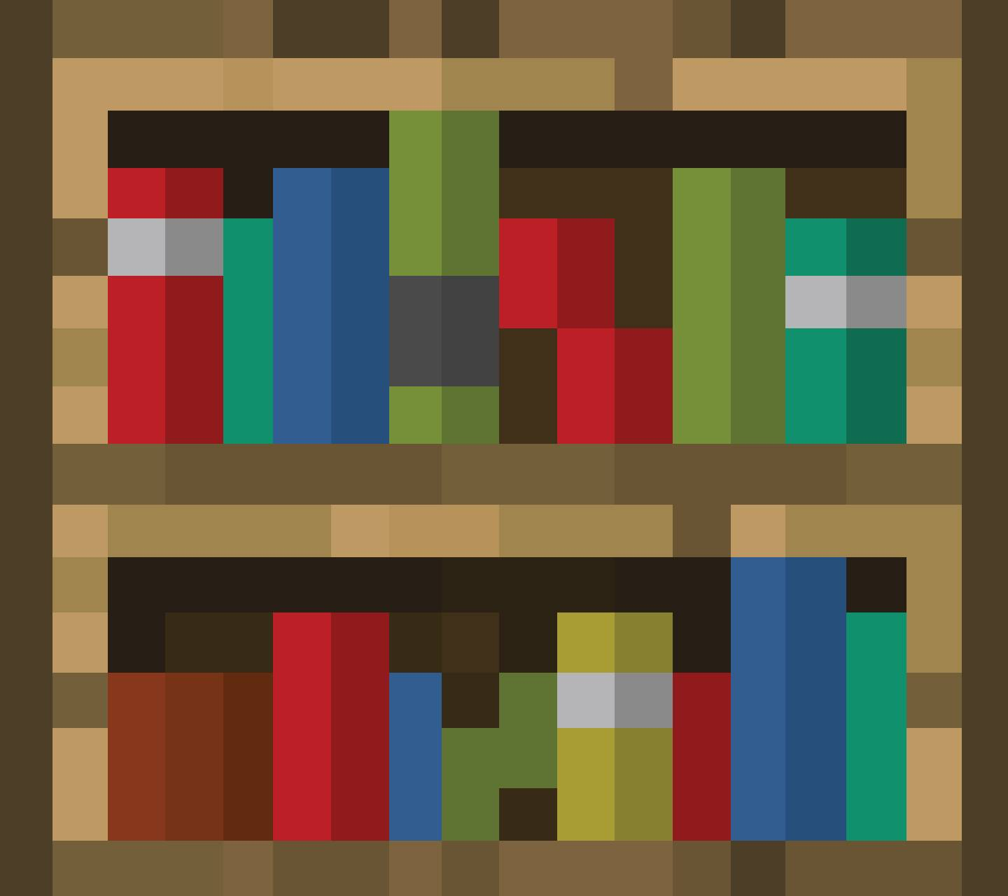 Library Minecraft