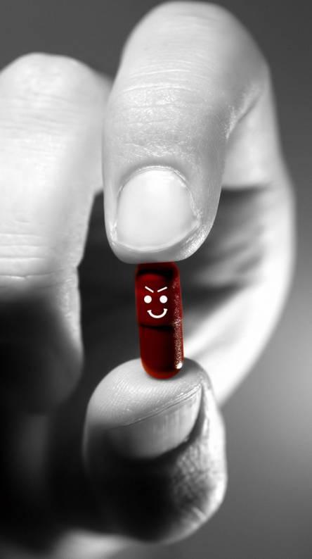 evil pill