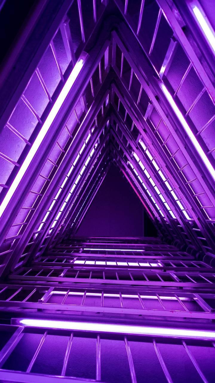 Neon Architecture 4K