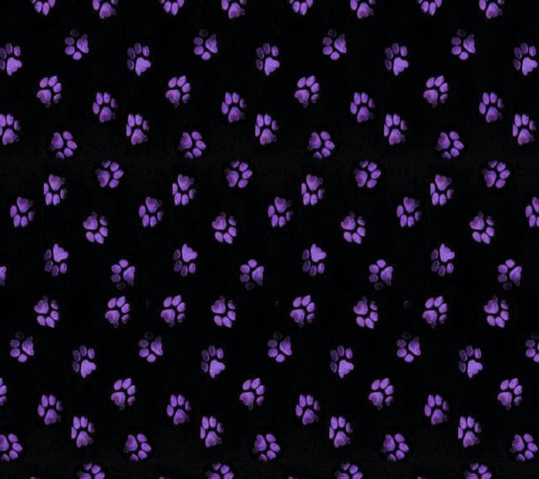 Purple Paws