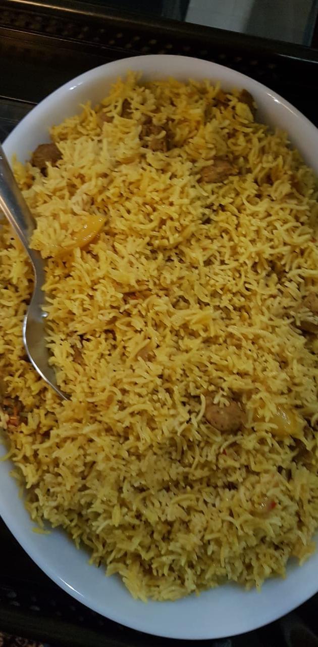HomemadeBiryani