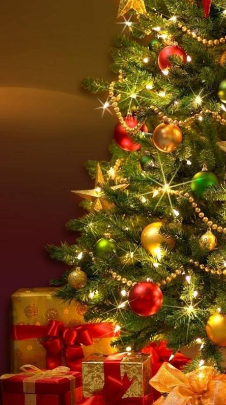 Christmas Tree Wallpapers Free By Zedge