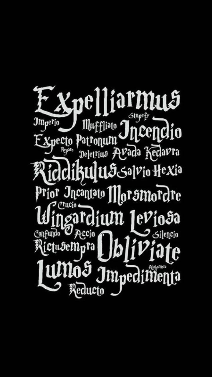Harry Potter Spells
