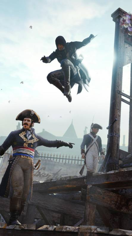 Assassins Creed Unity Wallpapers Free By Zedge