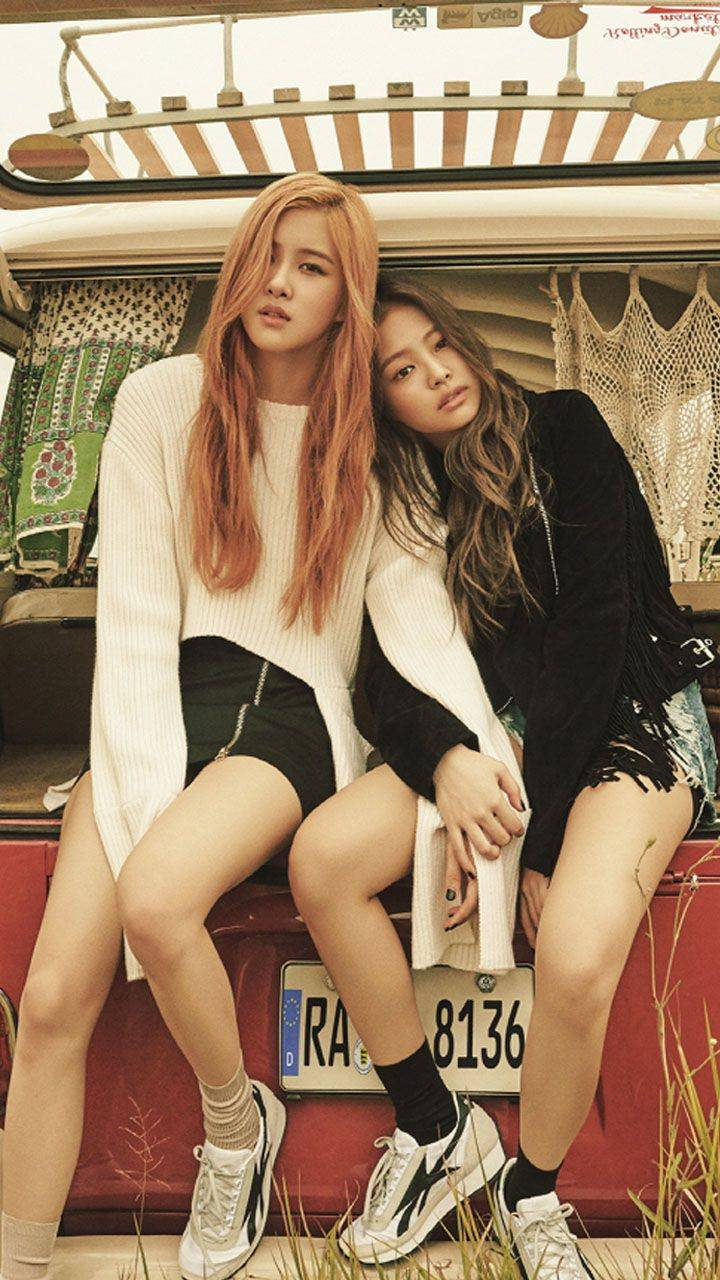 Rose and Jennie