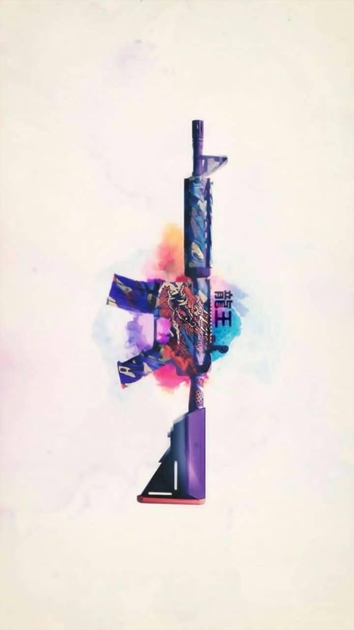 Pubg Gun Wallpaper By Kaushiknetha 4e Free On Zedge