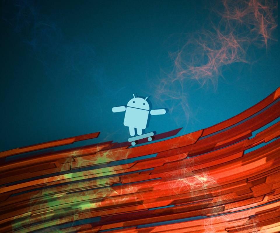 Cyanogen Surfer