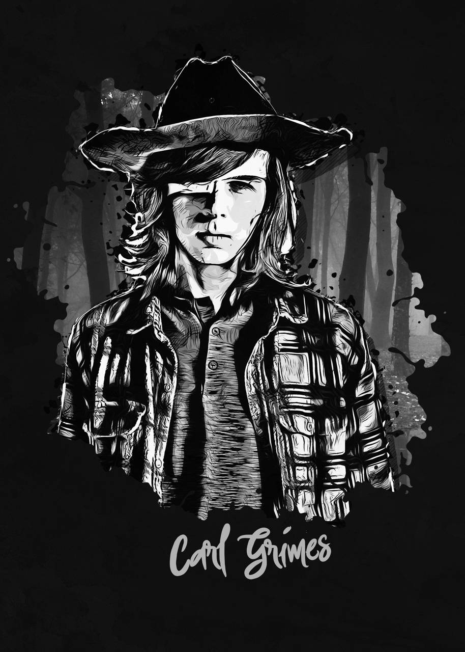 Carl Grimes Wallpaper By Trax1m 47 Free On Zedge