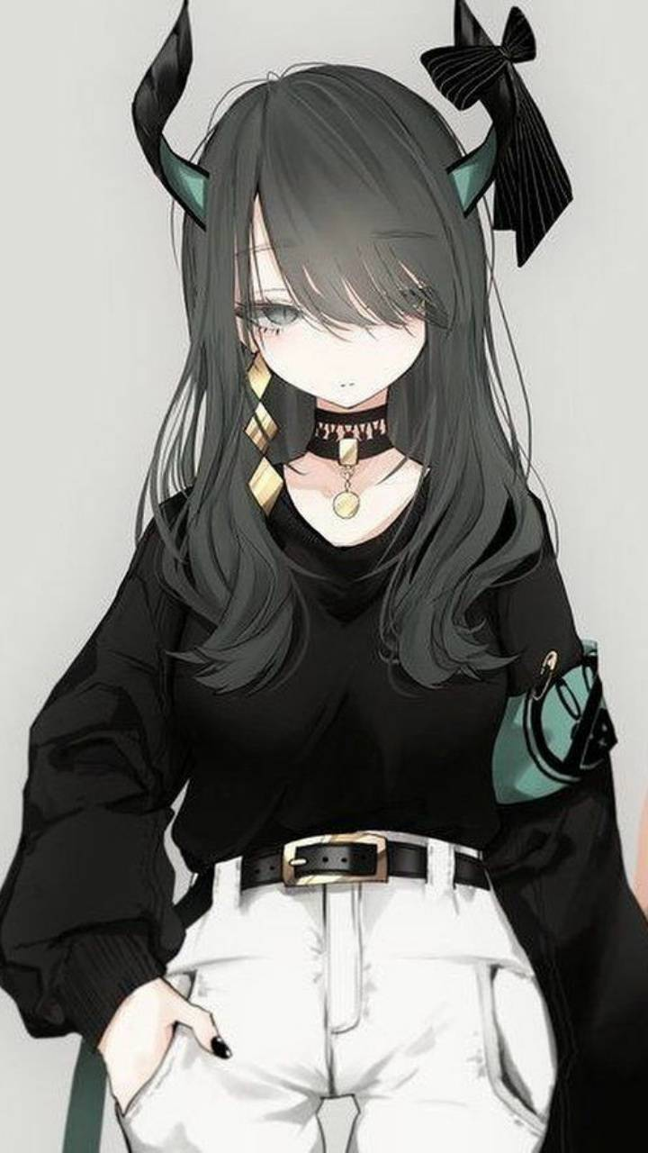 Anime Demon Girl Wallpaper By Dizzywoo123 58 Free On Zedge