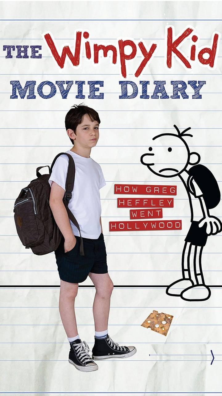 Diary Of A Wimpy Kid Wallpaper By Dljunkie 0a Free On Zedge