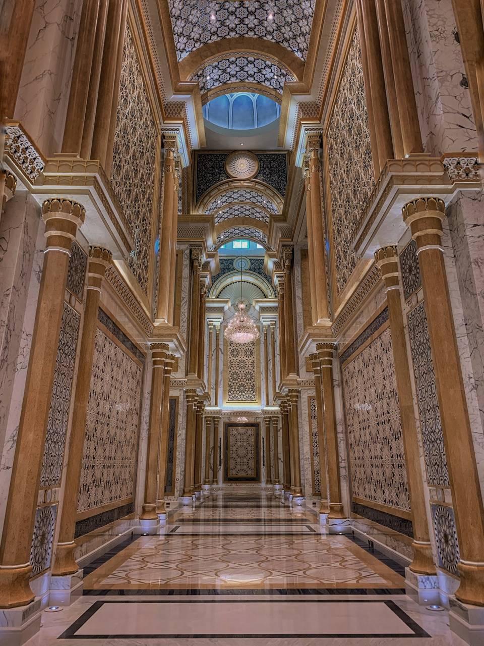 Abudhabi palace