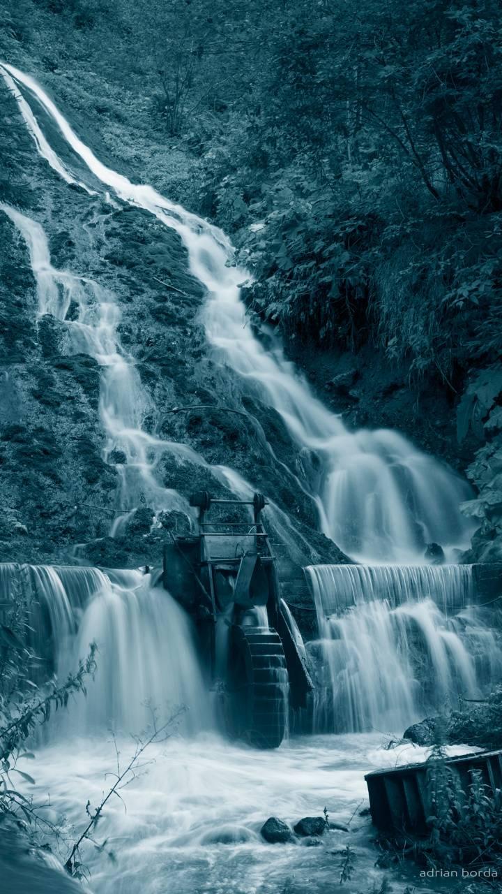 Watermill Waterfall