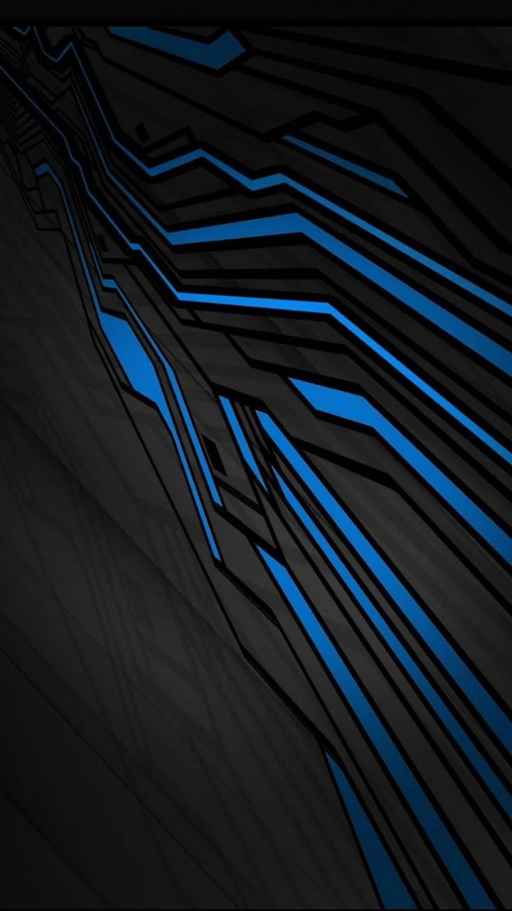 Blue Slash