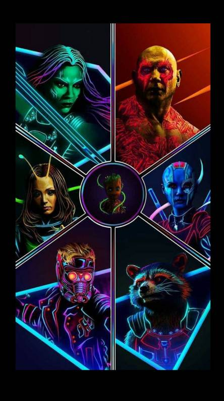 Guardians Of The Galaxy Wallpapers Free By Zedge
