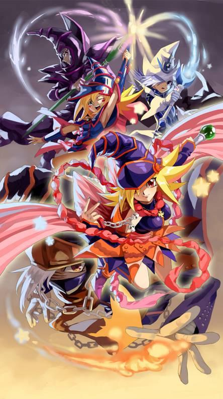 Yu Gi Oh Magicians