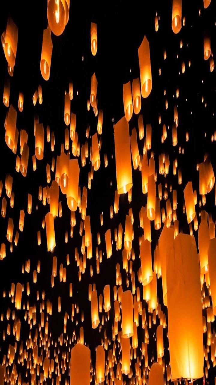 Night Light Ballon