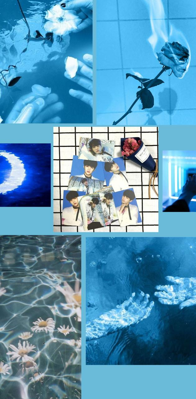 Yoongi blue