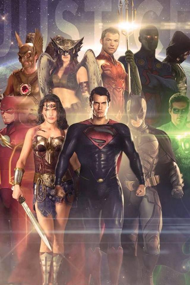 Justice League 2014