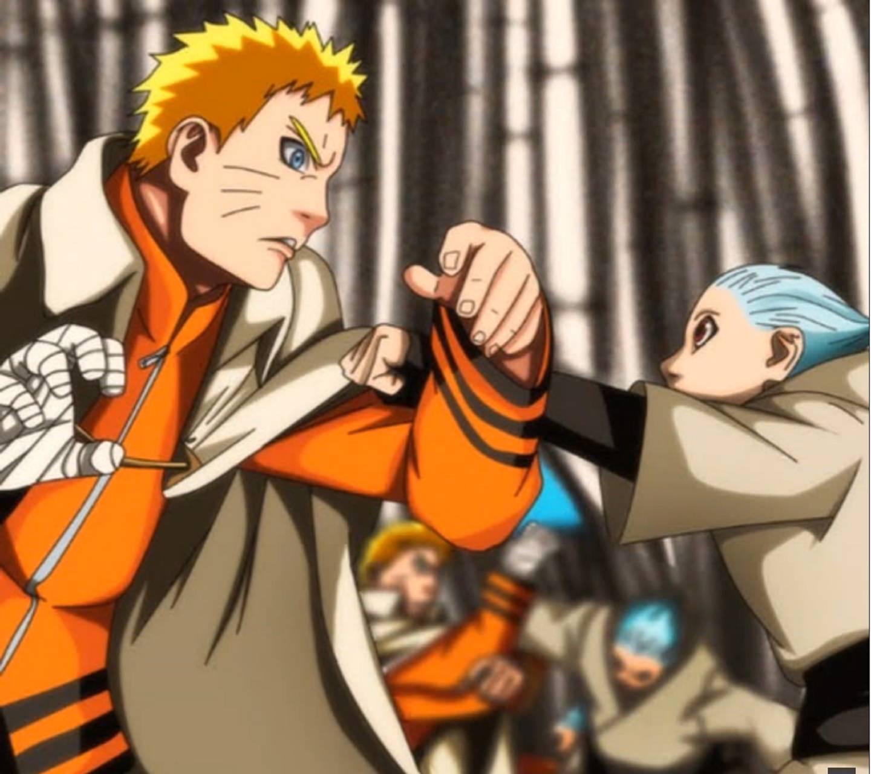 Naruto Vs Shiin