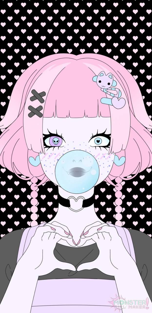 Pastel Kat