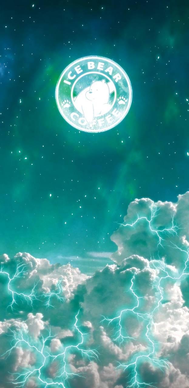 Galaxy ice bear