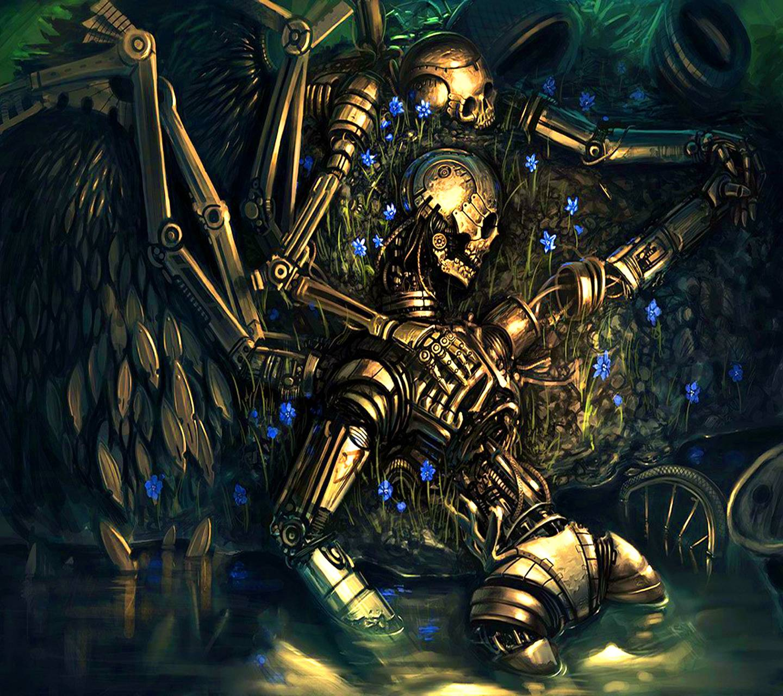 Robotic Skeletons