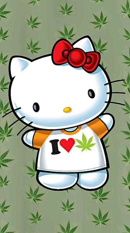 Hello Kitty Pot Love