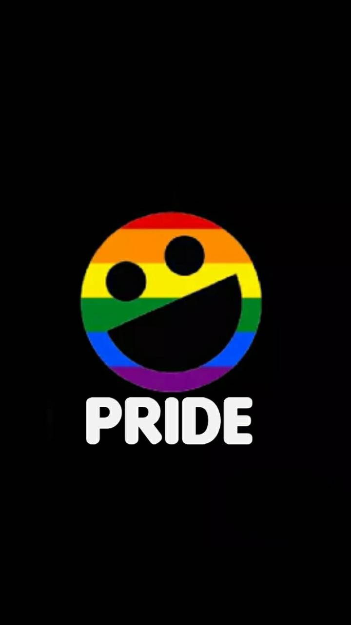 Lgbt pride smiley
