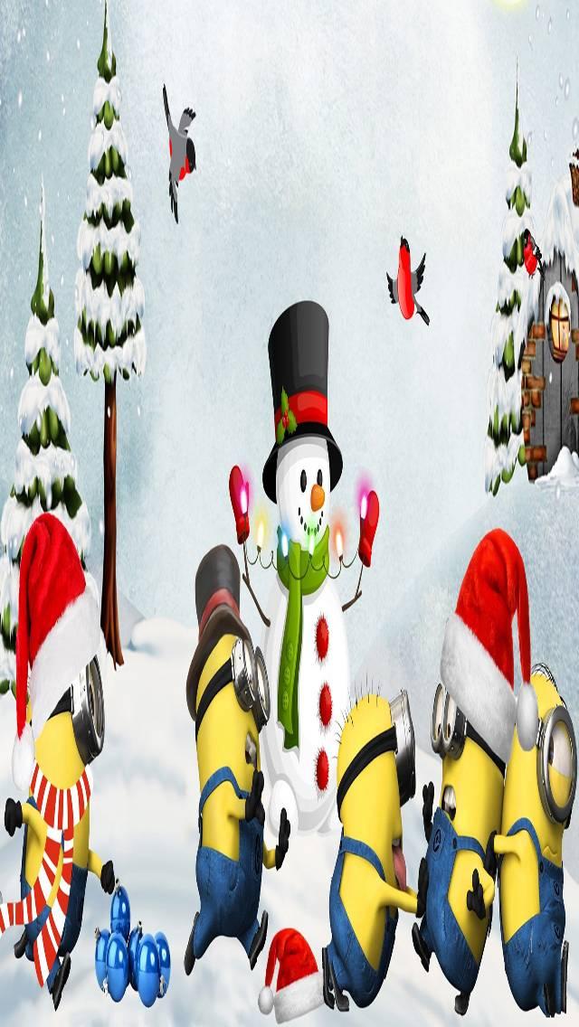 Minions  Snowman