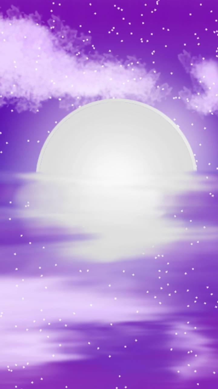 Purple Night Sky Wallpaper By Pinkwolfgamer 38 Free On Zedge
