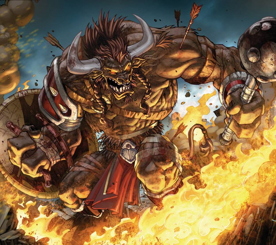Tauren Tank Wallpaper By Hyperhonda 7f Free On Zedge